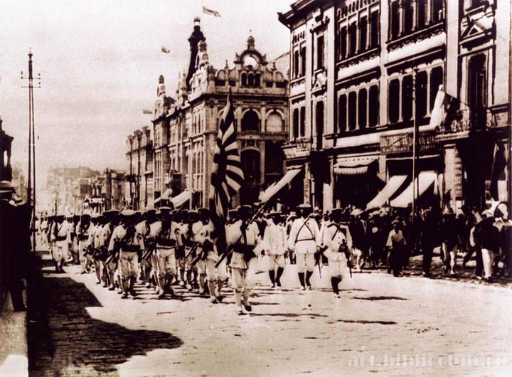 ИНОСТРАННЫЕ ИНТЕРВЕНТЫ В РОССИИ 1918-1921 гг.