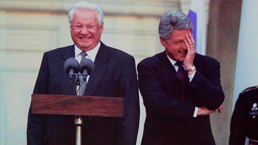 Нашли виноватых: Ельцин упус…