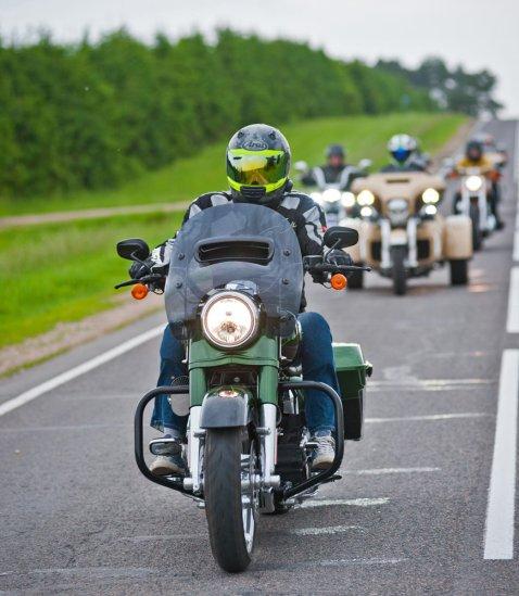 UberHarley — Harley-Davidson FLHRSE5 CVO Road King - Фото 9