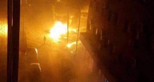 Уитальянского посольства вТриполи произошел теракт