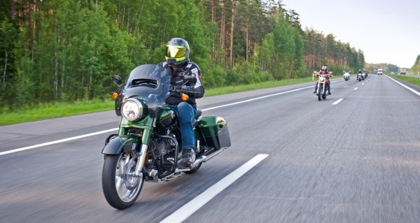 UberHarley — Harley-Davidson FLHRSE5 CVO Road King - Фото 13