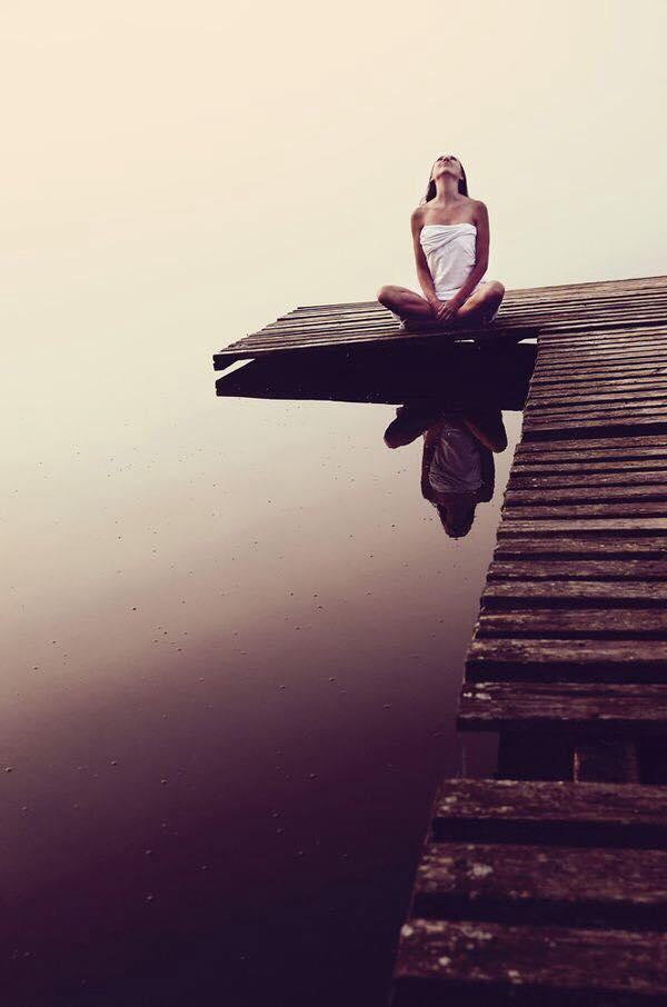 Медитация – это ежедневная уборка в «вас самих».