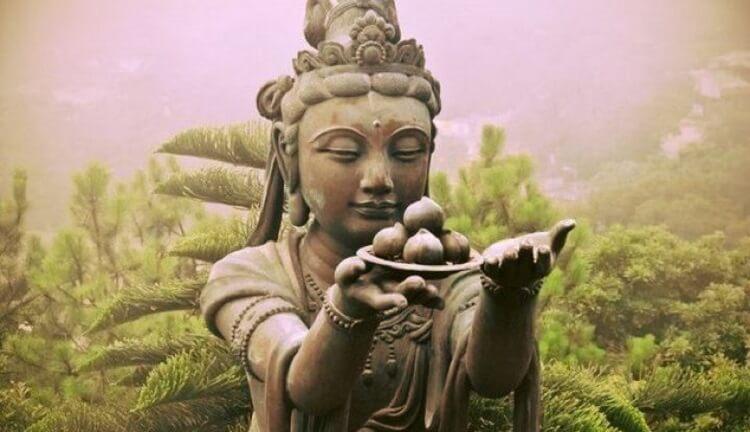 Утренняя гимнастика тибетских монахов