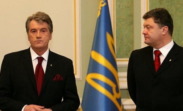 Ющенко строит планы на Украину без Порошенко