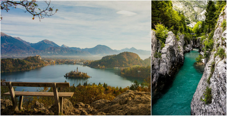 Мечта туриста: восхитительная Словения на фото