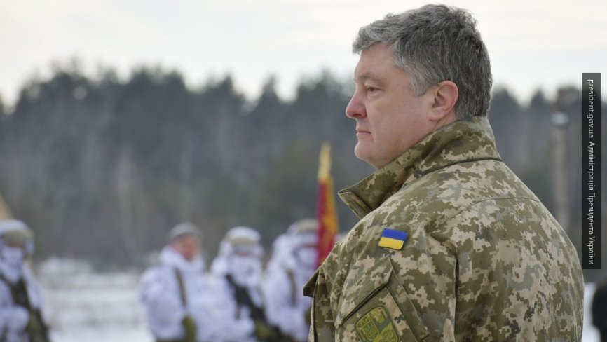 Порошенко: в Донбассе танков…