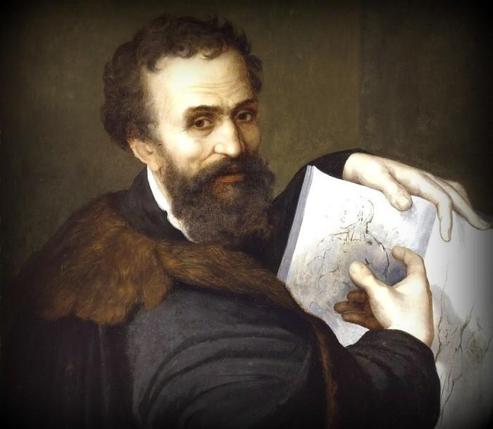 Стихи, сонеты и самые известные произведения Микеланджело Буонарроти