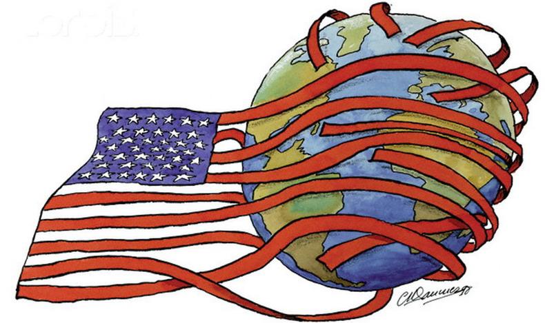 Как развалить американскую империю