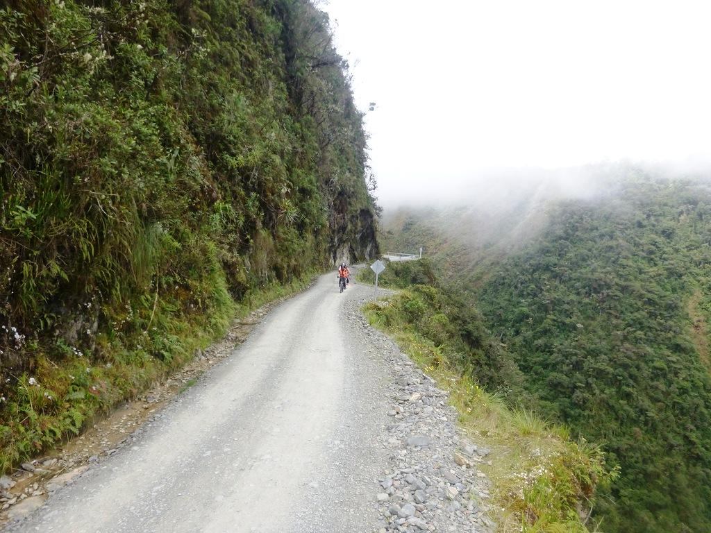 Боливия: как выглядит дорога смерти