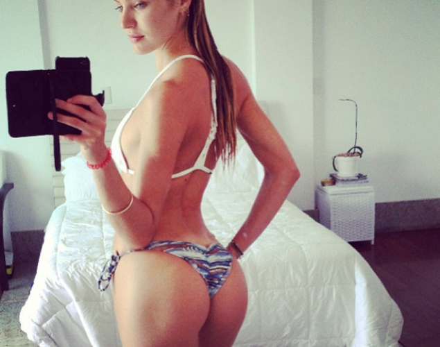 Nearly Naked! The Sexiest And Most Revealing Celebrity Selfies And Twitter Pics of All Time
