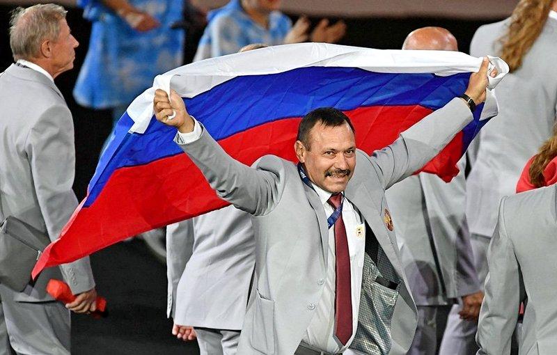 Белорусам запретили поддерживать Россию на Олимпиаде