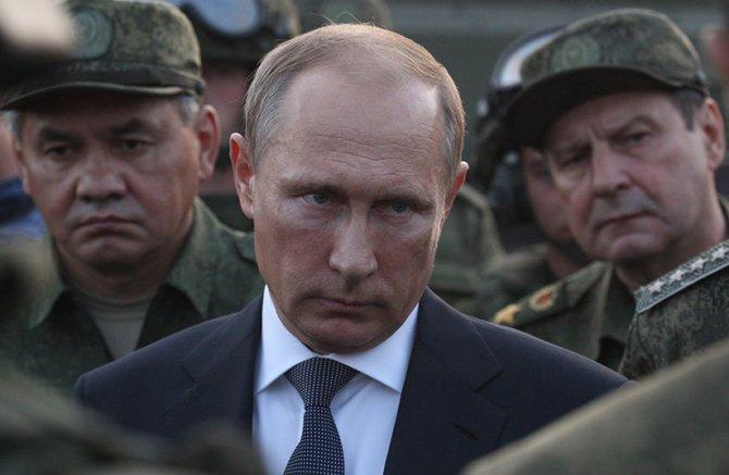 Если Трамп убьет хоть одного русского, Путин сожжет весь мир