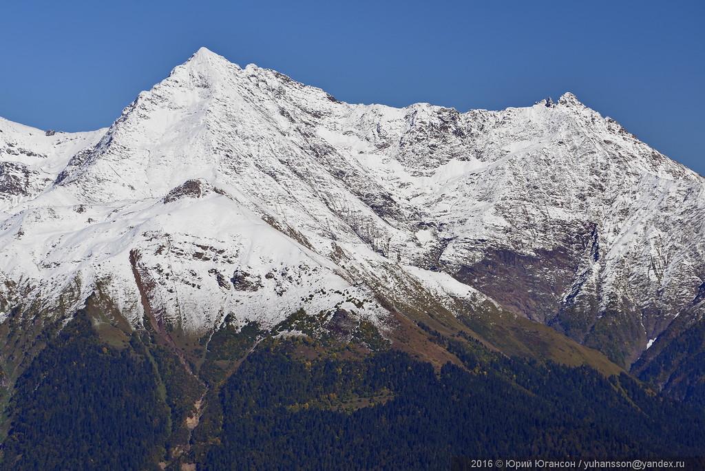 Лучше гор могут быть только...