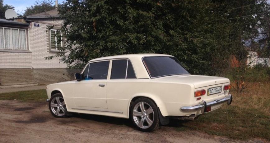 Стильный ВАЗ-2101 купе, созданный киевскими мастерами на базе BMW 3 E46
