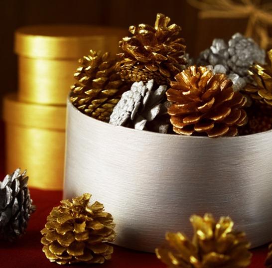 Новогодние украшения и подел…