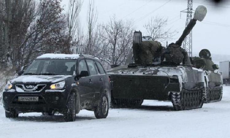 Новороссия, новости сегодня, 25 декабря, ДНР и ЛНР, сводки ополчения Донбасса