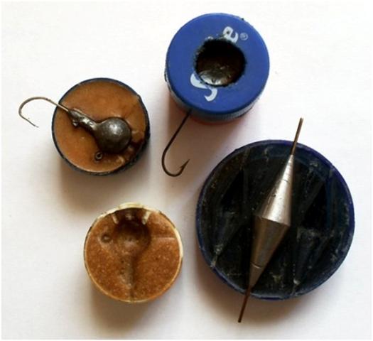 самодельные рыболовные грузила литье