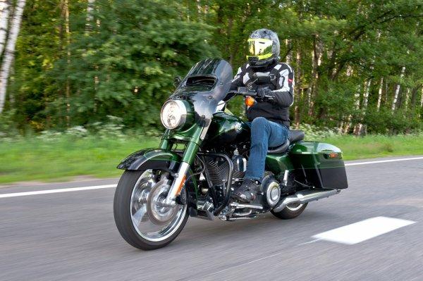 UberHarley — Harley-Davidson FLHRSE5 CVO Road King - Фото 8
