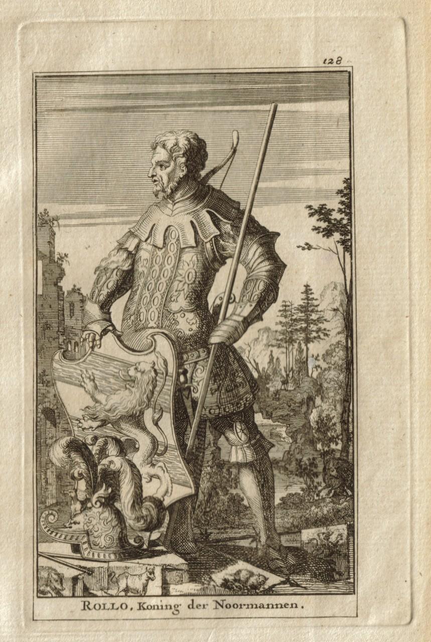 Из браконьеров в лесники: скандинавские конунги и каролингские императоры