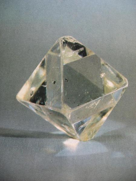 Алмаз есть в таблице менделеева
