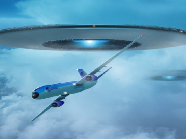 Полярные летчики наблюдали НЛО а Арктике еще во времена СССР
