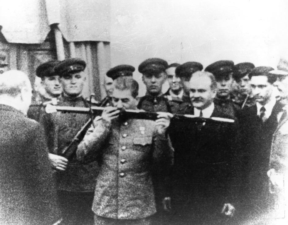 Коррупция при Сталине. Как это было