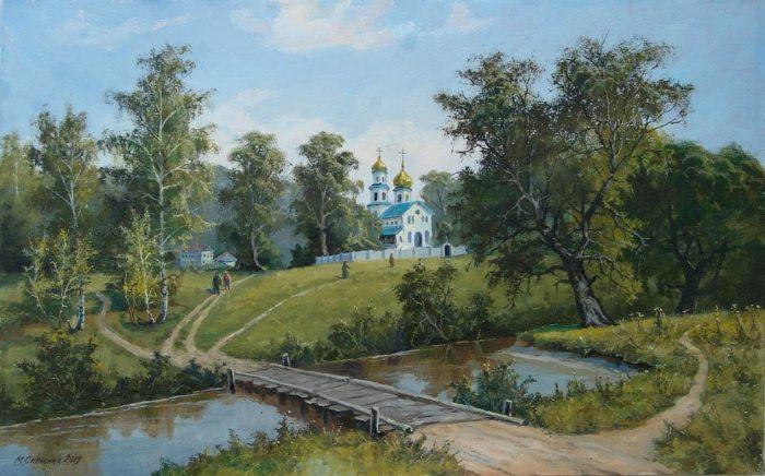 художник Николай Сапиенко картины – 08
