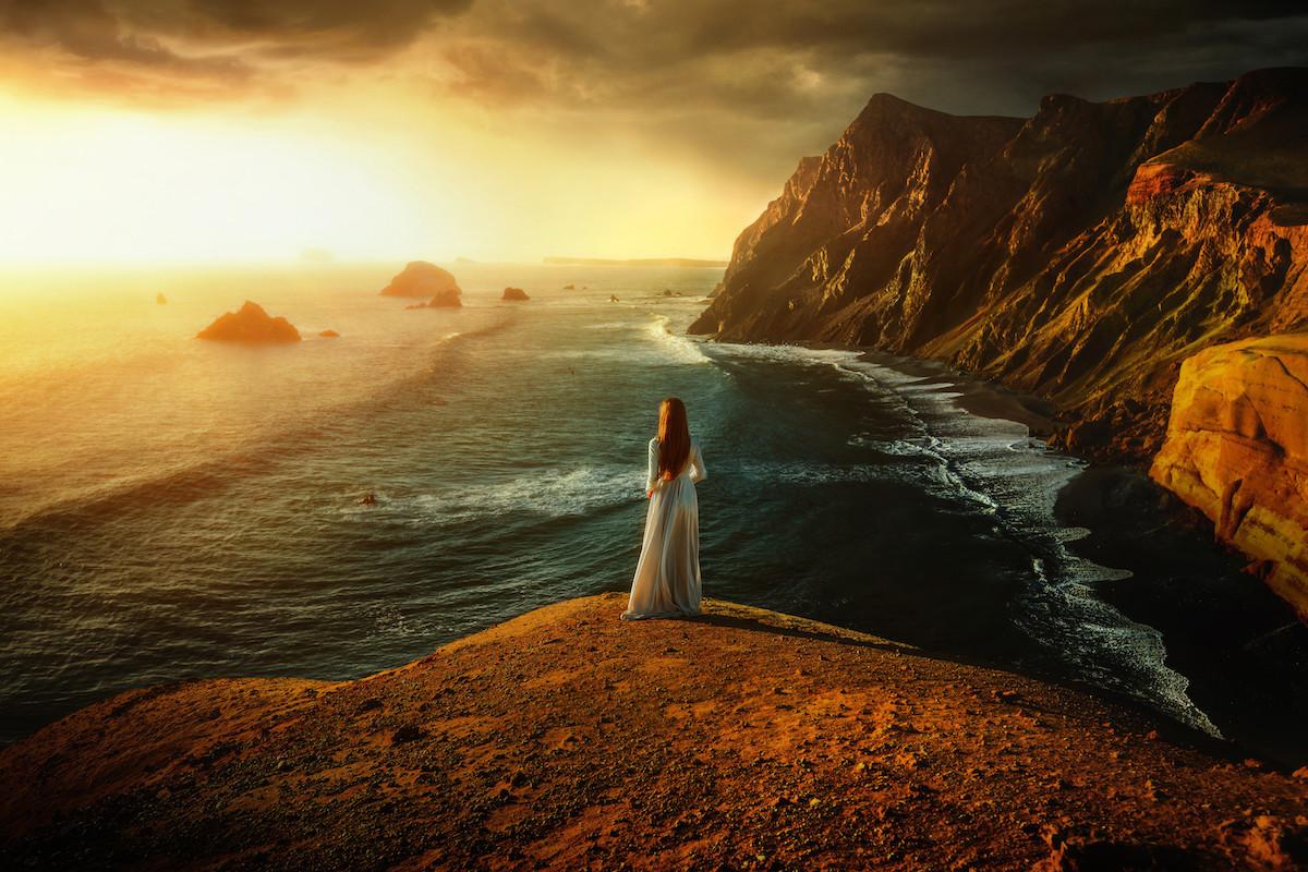 Завораживающие пейзажи Перу на захватывающих дух фотографиях девушка, красота, люди, перу, природа, путешествие, фотография