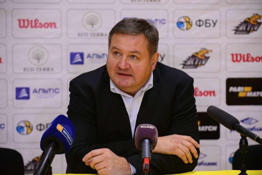 Мурзин: «Киев-Баскет» не зас…