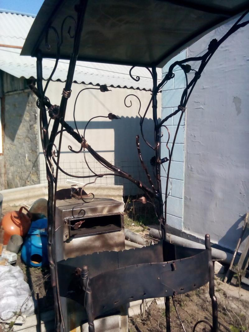 Как сделать мангал для шашлыка