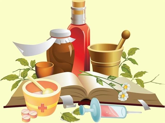 Народные рецепты при лечении недугов
