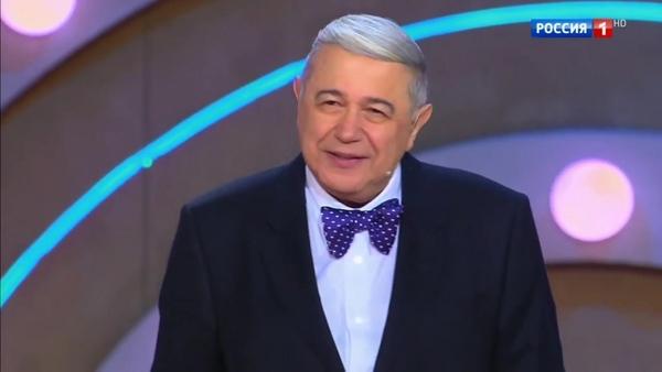 """Петросян встал на защиту Бузовой - своего партнера по """"Голубому огоньку"""""""