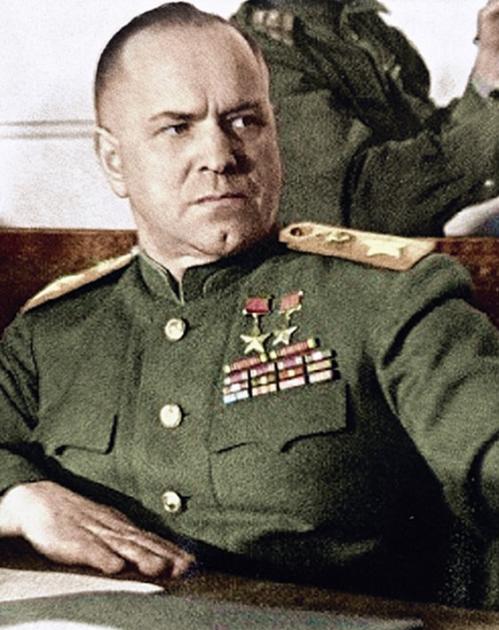 Как маршал Жуков