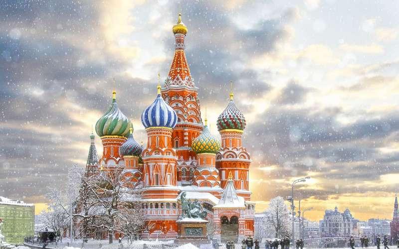 Почему Москва стала столицей?