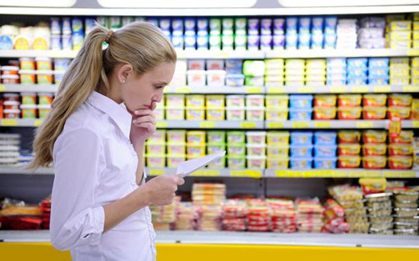Не забываем о правильном питании, когда идем в супермаркет