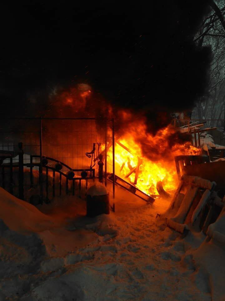 Порошенко не Янукович: Жёсткая зачистка остатков Михомайдана у Верховной Рады