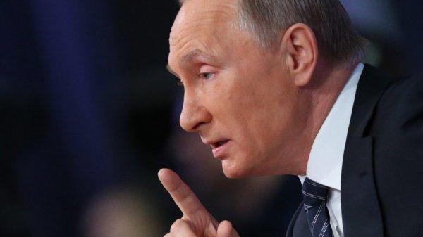 Путин и Пентагон разошлись во взглядах на систему ПРО «Иджис»