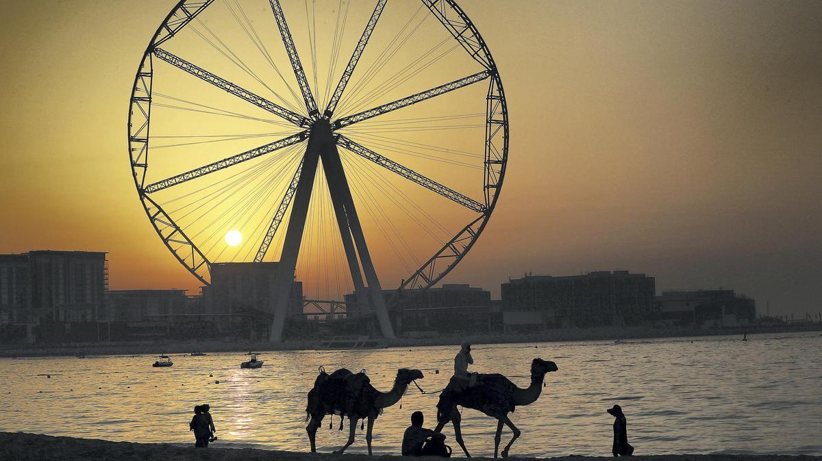 Колесо Ain Dubai, ОАЭ