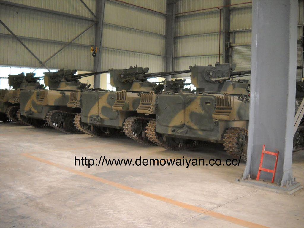 ХТЗ получил заказ на производство техники на шасси МТ-ЛБ для экспорта в Мьянму