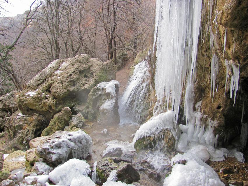 Ледопад Су-Учхан