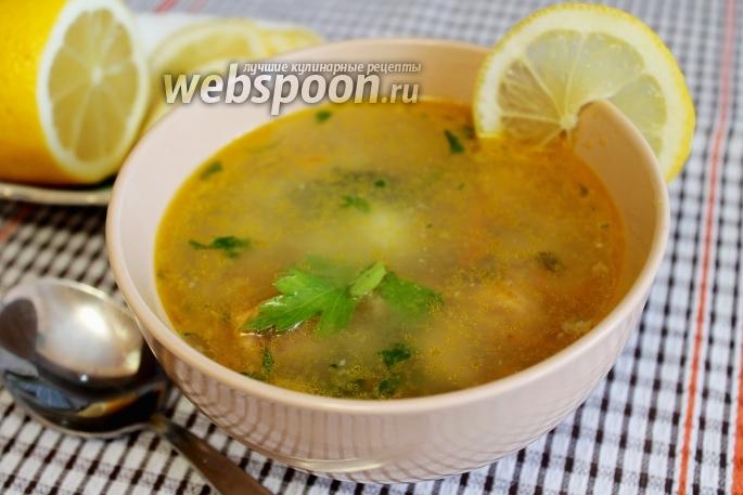 Суп из консервированной горбуши пошаговый рецепт с