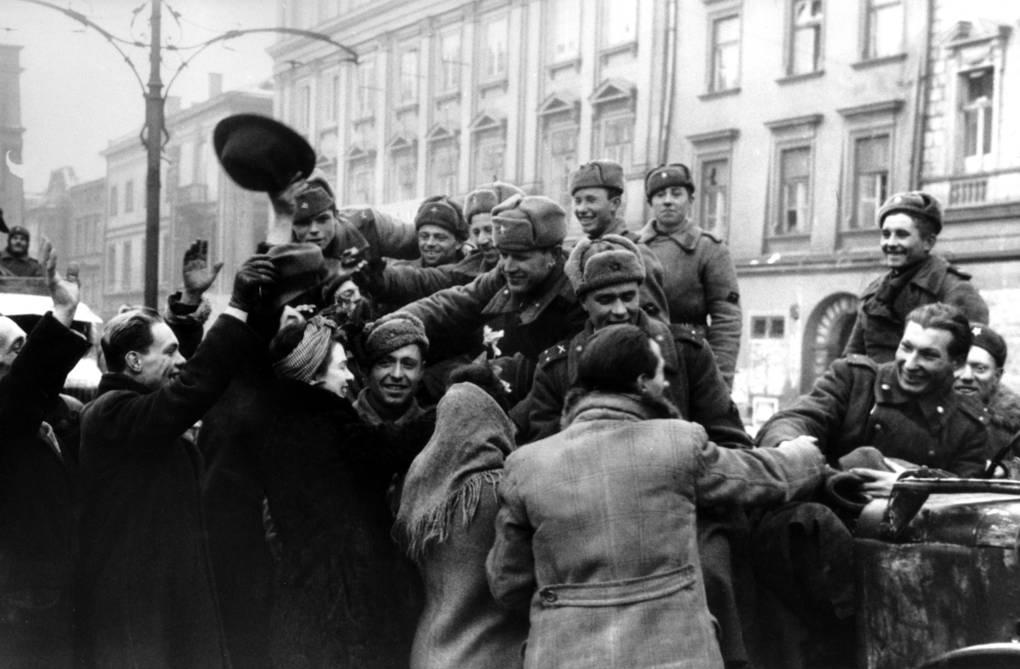 Как советский разведчик спас Краков. Смотри и благодари, Польша!