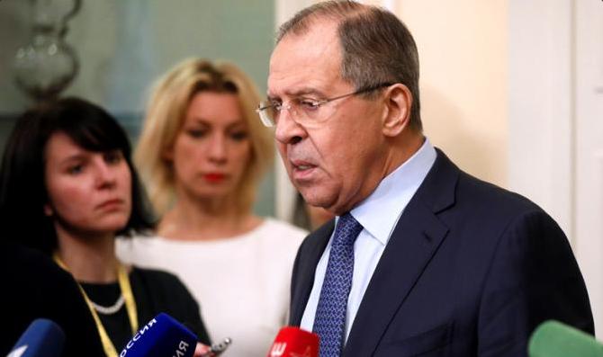 Москва объявила что введет санкции против Госдепа США