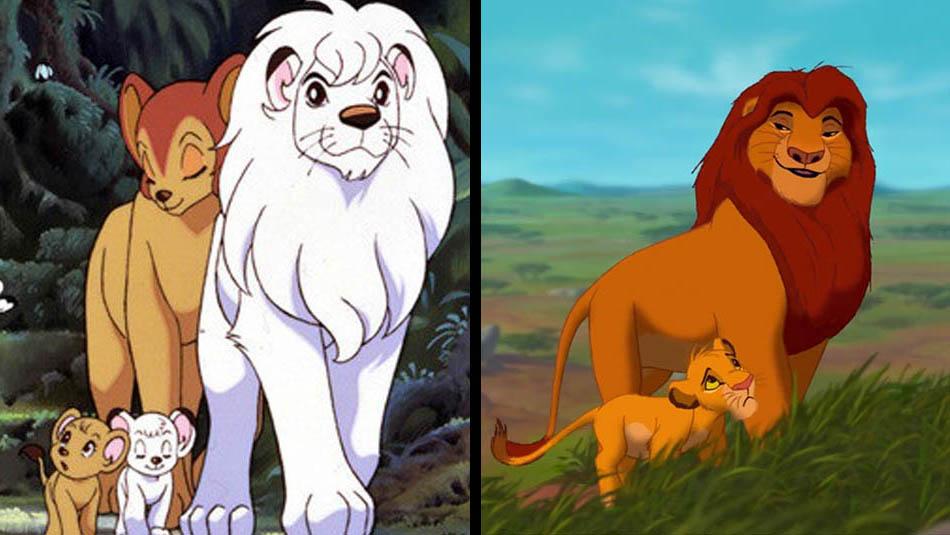 16 доказательств того, что «Король лев» — плагиат японского аниме