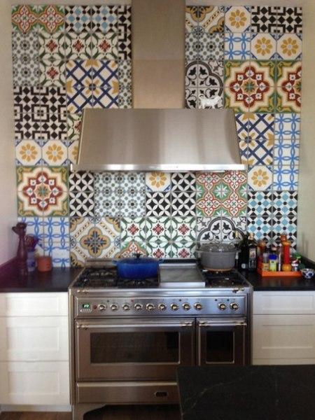 Декоративная плитка — 5 интересных идей для уюта вашего дома