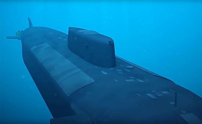 Ядерный беспилотник «Посейдон» угодил в Сеть