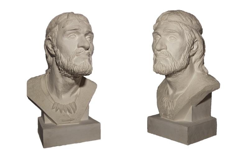 Древний белорус был рослым сильным европейцем