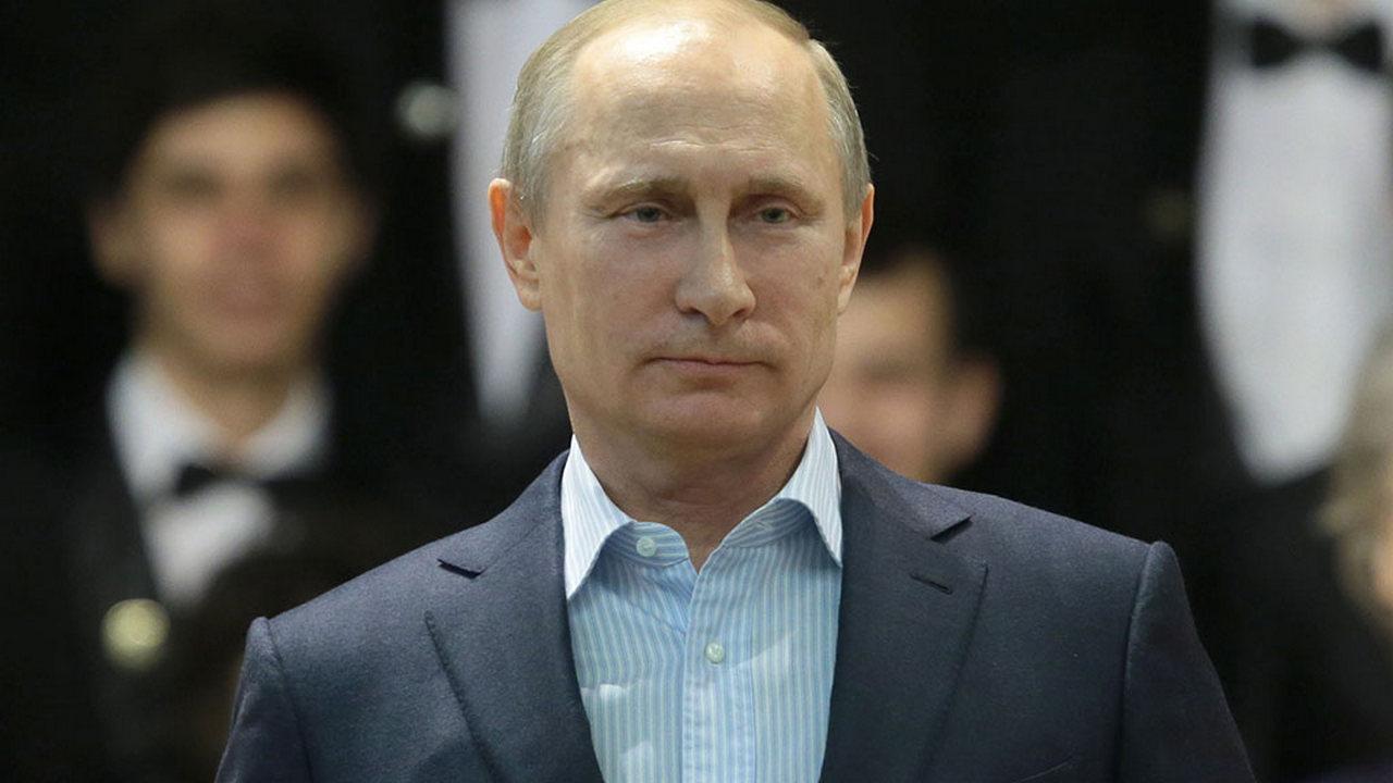 5 причин голосовать за Путина.