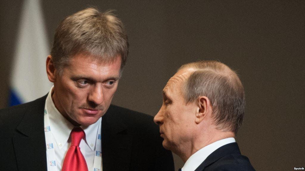 Кремль прокомментировал предложение Савченко обменять Крым на Донбасс