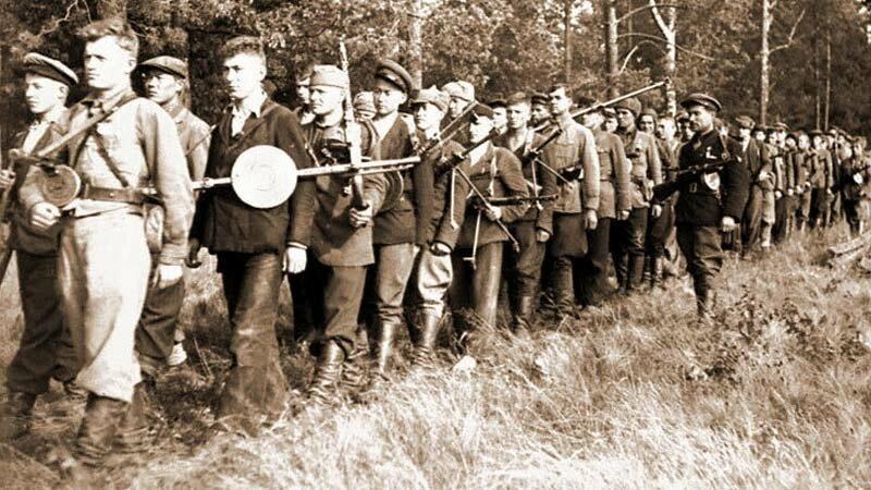 Партизанский «мешок» и метод блуждающих засад в Карпатском рейде Ковпака